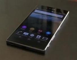 Lộ ảnh thực tế rõ nét Xperia Z5, sẽ có 3 phiên bản khác nhau