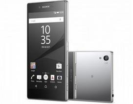 Sony trình làng Xperia Z5 màn hình 4K đầu tiên trên thế giới