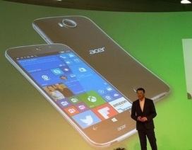 Acer trình làng smartphone chạy Windows 10 cùng loạt thiết bị di động tại IFA