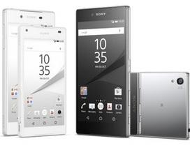 Sony trình làng Xperia Z5 và Z5 Compact, tích hợp cảm biến vân tay