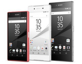 Cận cảnh bộ 3 smartphone Xperia Z5 vừa trình làng của Sony
