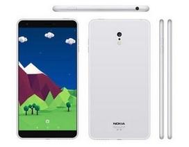 Lộ diện thiết kế smartphone chạy Android đầu tiên của Nokia