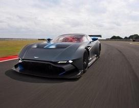 Bộ sưu tập hình nền Aston Martin Vulcan