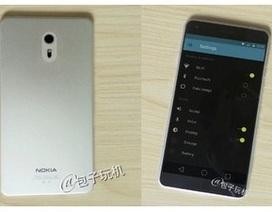 Lộ ảnh thực tế smartphone chạy Android của Nokia