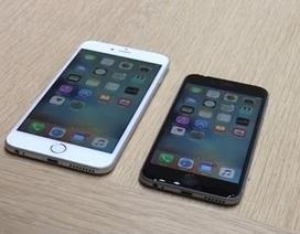 Cận cảnh bộ đôi iPhone 6S/6S Plus vừa trình làng