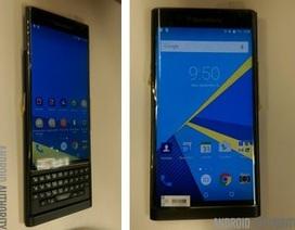 Lộ loạt ảnh thực tế rõ nét smartphone màn hình cong tuyệt đẹp của BlackBerry