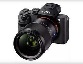 Sony ra mắt máy ảnh không gương lật với ISO cực đại 409.600