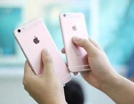 iPhone 6S phiên bản hồng đội giá chục triệu đồng khi về Việt Nam