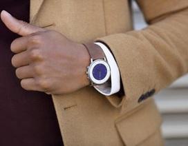 Smartwatch mỏng và nhẹ nhất thế giới được trình làng