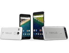 Đọ cấu hình bộ đôi Nexus 6P và 5X với loạt smartphone cao cấp trên thị trường