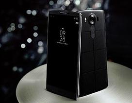 LG chính thức trình làng smartphone 2 màn hình, camera kép