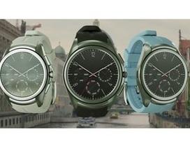 LG trình làng smartwatch đầu tiên chạy Android Wear hỗ trợ mạng di động