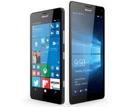 Microsoft trình làng bộ đôi smartphone Lumia 950 cao cấp và Lumia 550 giá rẻ