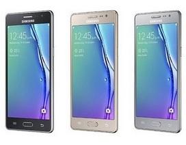 Samsung trình làng smartphone mới sử dụng nền tảng Tizen