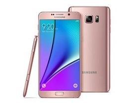 Samsung ra mắt Galaxy Note 5 vàng hồng để cạnh tranh với iPhone 6S