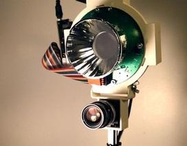 Máy ảnh có khả năng chụp xuyên da người