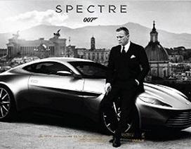 """James Bond chê điện thoại Sony, Samsung """"không phải là tốt nhất"""""""