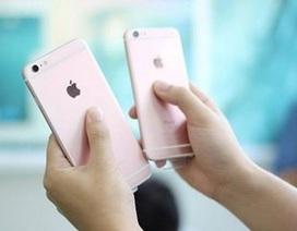 """Thị trường iPhone 6S xách tay chờ hàng chính hãng """"lên kệ"""""""
