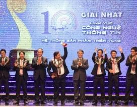 Những sản phẩm Nhân tài Đất Việt có doanh thu triệu đô