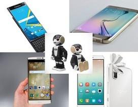 Những smartphone có thiết kế đặc biệt nhất ra mắt trong năm 2015
