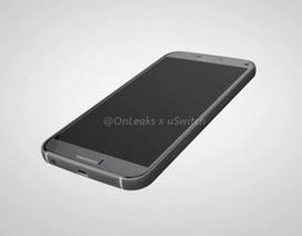 Rò rỉ loạt ảnh dựng thiết kế của Galaxy S7 Plus