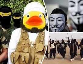 """Cuộc """"tổng tấn công"""" của Anonymous nhằm vào IS đã đạt hiệu quả thế nào?"""