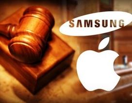 Apple đòi Samsung trả 180 triệu USD vì 5 smartphone bán từ 2012
