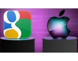 Google sẽ vượt mặt Apple để trở thành công ty giá trị nhất thế giới?