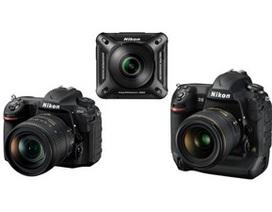 Nikon giới thiệu camera hành trình 4K 360 độ và máy ảnh ISO 3.280.000