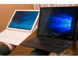 Những mẫu laptop và máy tính bảng ấn tượng nhất tại CES 2016