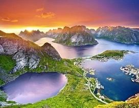 Bộ sưu tập hình nền phong cảnh tuyệt đẹp dành cho người yêu thiên nhiên