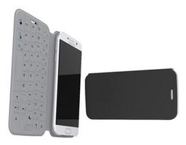 Phụ kiện vỏ bảo vệ kiêm bàn phím rời độc đáo cho Galaxy S6/S6 Edge