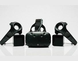 Kính thực tế ảo của HTC và Oculus sắp đồng loạt ra mắt thị trường