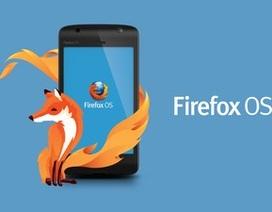 """Mozilla sẽ chính thức """"khai tử"""" nền tảng di động Firefox OS vào tháng 5"""