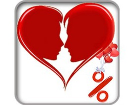 """Những công cụ hài hước giúp """"đong đếm"""" mức độ yêu trong ngày Valentine"""