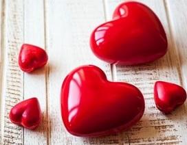 Mang sắc màu tình yêu lên máy tính, smartphone trong ngày Valentine
