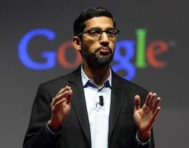 CEO Google lên tiếng ủng hộ quyết định bị lên án của Apple