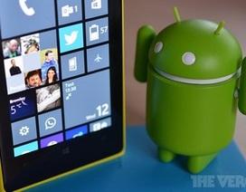 Windows 10 Mobile sẽ hỗ trợ ứng dụng iOS, không hỗ trợ ứng dụng Android
