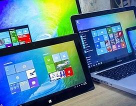 """CEO HP ví Windows 10 như """"cá thối"""""""