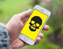 iPhone chưa bẻ khóa cũng có khả năng bị cài mã độc
