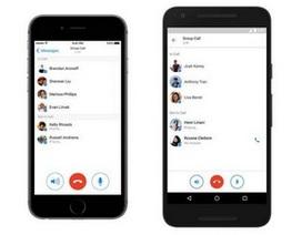Facebook Messenger cho phép gọi điện miễn phí theo nhóm lên đến 50 người