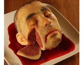 """Những chiếc bánh kem khiến thực khách... """"nhìn muốn xỉu"""""""