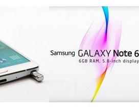 Lộ thư mời và ngày ra mắt Galaxy Note phiên bản mới của Samsung