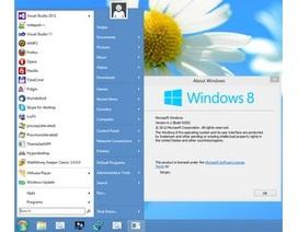 """""""Hồi sinh"""" nút bấm Start quen thuộc trên Windows 8/8.1 và Windows 10"""