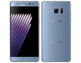 """Lộ ảnh chính thức rõ nét smartphone """"bom tấn"""" Galaxy Note 7 của Samsung"""