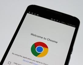 """Kích hoạt """"chế độ thân thiện"""" khi duyệt web bằng Chrome trên Android"""