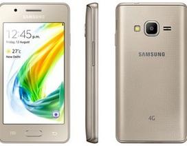 Samsung chính thức tung ra Z2 - Smartphone chạy Tizen đầu tiên hỗ trợ 4G