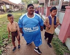 Cậu bé mập nhất thế giới đã có thể trở lại trường học sau khi giảm cân