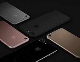 Đọ cấu hình bộ đôi iPhone 7 với loạt smartphone Android cao cấp