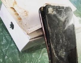 Sau Galaxy Note7, đến lượt iPhone 7 phát nổ